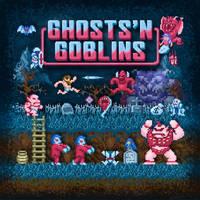 Goblins n' Ghosts by likelikes
