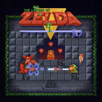The Zelda of Legend by likelikes