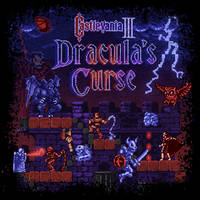 Curse Vania Dracula's Castle by likelikes