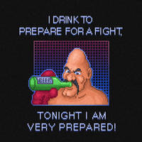 Punchout Very Prepared by likelikes