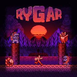 Rygar Legendary Warrior by likelikes