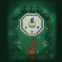 Zelda Mastersword Pixels