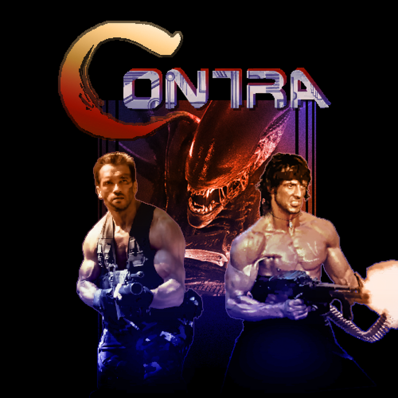 Contra Ripoff by likelikes