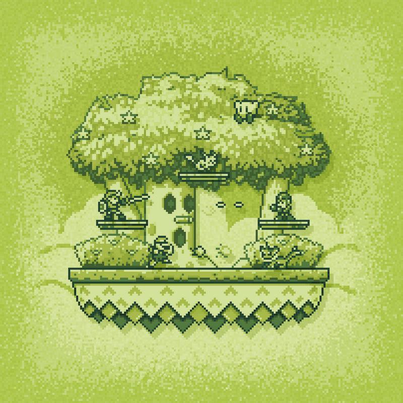 Super Smash Land by likelikes