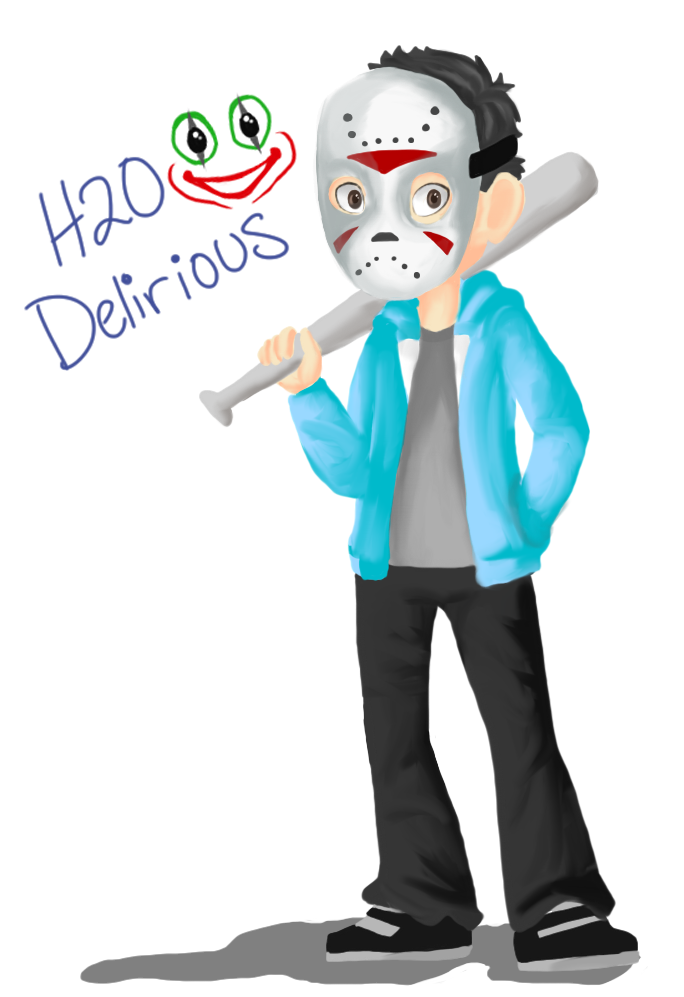 H2O Delirious by Chille-out on DeviantArt H20 Delirious Drawings