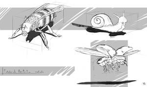 Creature Studies 2 by renanrdgs