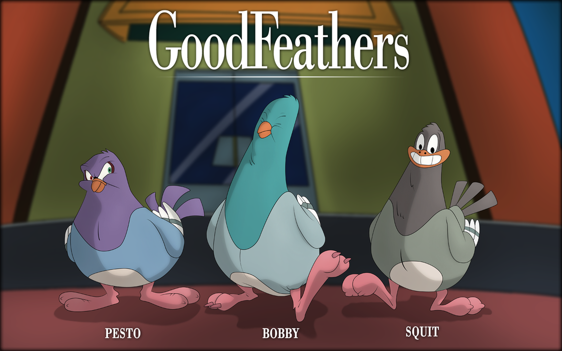 Goodfeathers by Stinkehund