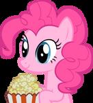 Pinkie Popcorn