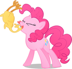 Pinkie being Pinkie