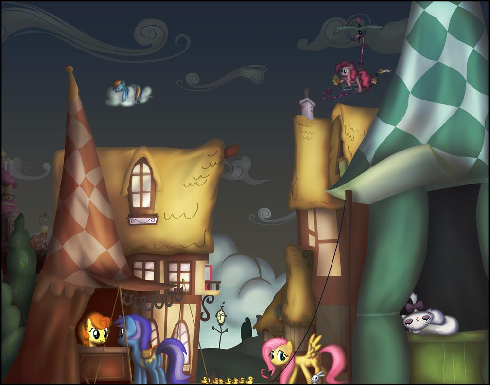 Good Morning, Ponies. by Stinkehund