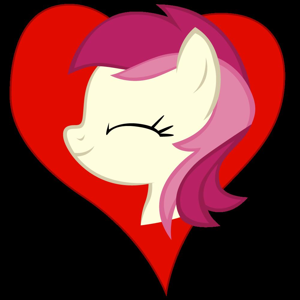 I heart Rose by Stinkehund