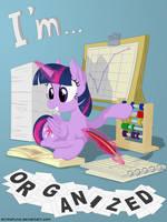 I'm... Twilight Sparkle by Stinkehund