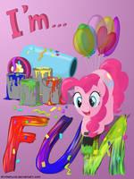 I'm... Pinkie Pie by Stinkehund