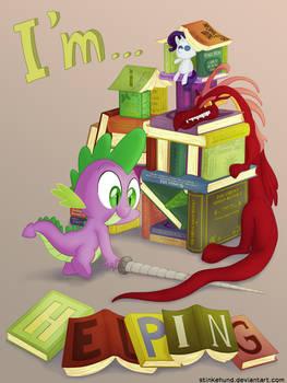 I'm... Spike