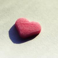 Graceful heart by h23b