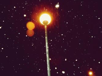 winter lights by h23b