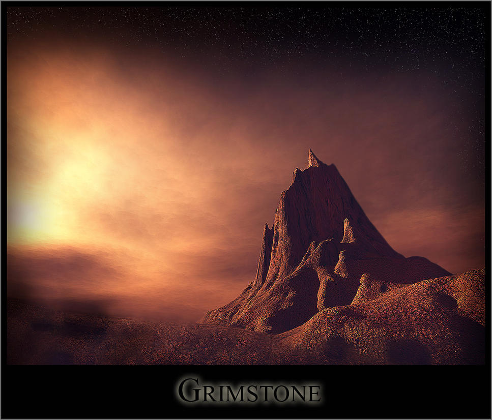 Grimstone by ashtreyhead