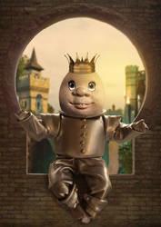 Humpty Dumpty by Aries38