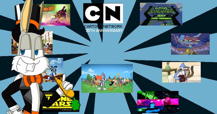 Happy Birthday Cartoon Network 20th Anniversary By Ftftheadvancetoonist On Deviantart