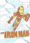 Marvel's Iron Man by Tony Stark by FTFTheAdvanceToonist