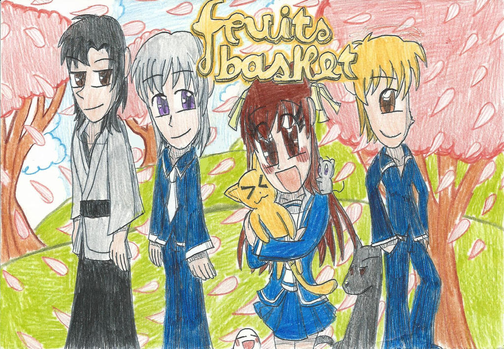 Fruits basket: The Legend of 12 Chinese Zodiacs by ...