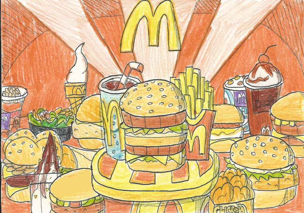 Mcdonalds the best fast food restaurant by ftftheadvancetoonist publicscrutiny Image collections