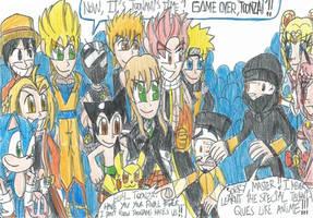 Toonami The Best VS Toonzai(4Kids) The Worst!! by FTFTheAdvanceToonist