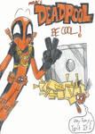 Marvel's Deadpool: Be Cool!