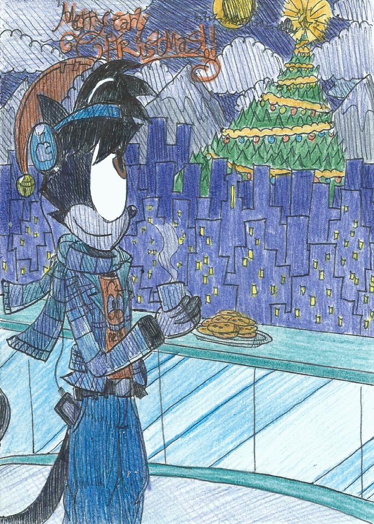 Me, The Creator: Christmas Day Coming... by FelixToonimeFanX360