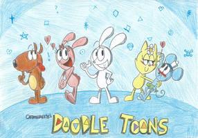 Cartoonlover98's Doodle Toons by FTFTheAdvanceToonist