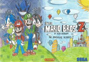 Super Mario Bros Z: The Adventure Restarts in HD!! by FTFTheAdvanceToonist