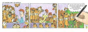 FTF's CS: Too Garfields by FTFTheAdvanceToonist