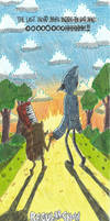The End of Regular Show...