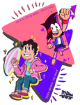 The Amazing Week of CN, Steven and KO!
