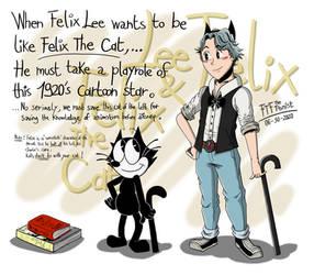 Felix The Cat and Felix Lee
