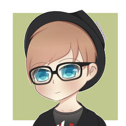 [Fanart+Gift] Patrick Stump by 563blackghost