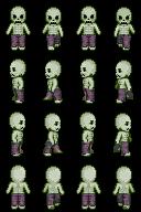 Zombie Sprite 3 for RPG Maker XP by TheStoryteller01