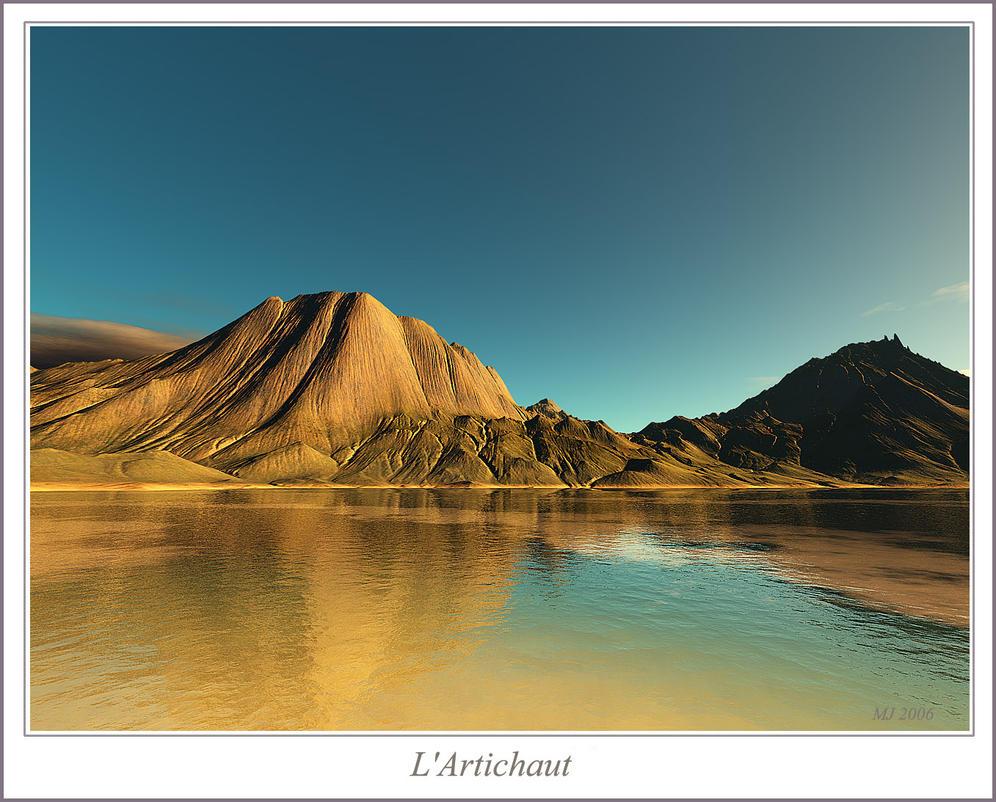 L'Artichaut by sandpiper6