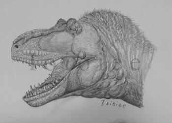 Trex by Ioioiee