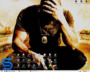 My Desktop by Stylus2k