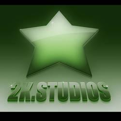 2kStudios Logo by Stylus2k