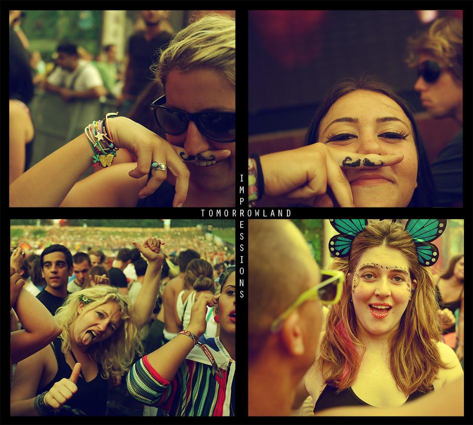 Tomorrowland Impressions by Reiswaffel