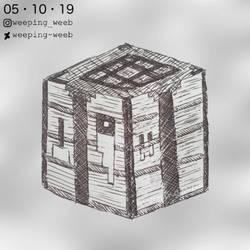Inktober Day 5 : Build