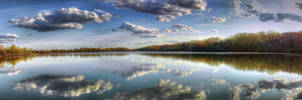 Snelling Lake Panorama