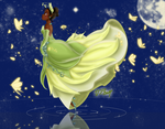 Tiana under the stars