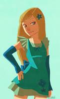 Cornelia Paint by VPdessin