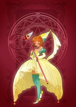 Sakura's Magic Circle