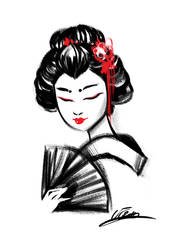 Geisha Ink