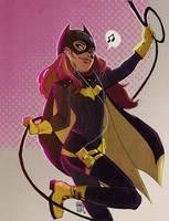 Bat Girl tribute NEW OTUFIT by VPdessin