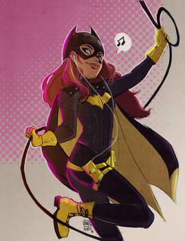 Bat Girl tribute NEW OTUFIT